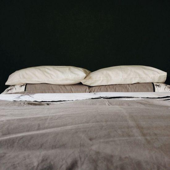 Bed. Bedroom Bed Still Life