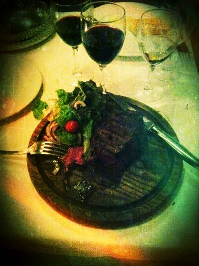 Dinner at Anahi Dinner