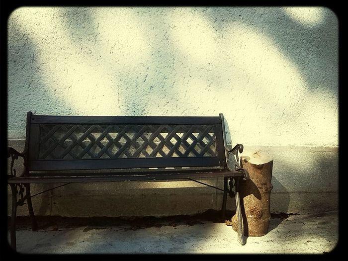 Silent Silent Seat Wall Still Life