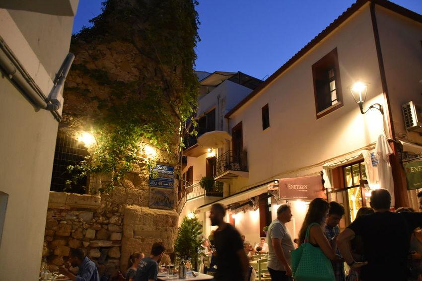 Holidays ☀ in Creta ❤ Makingmemories At Night