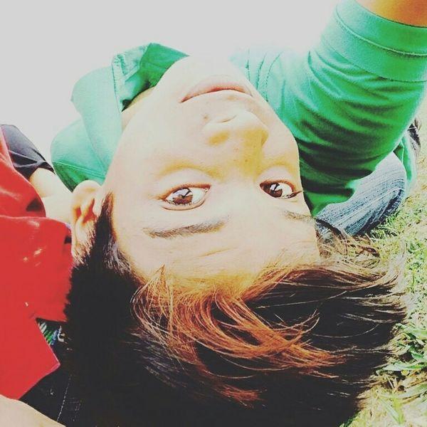 Smile ;)  First Eyeem Photo Taking Selfies