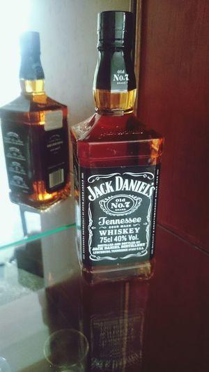 For one good night Jack Daniels Whiskey Drinking Time Enjoying Life