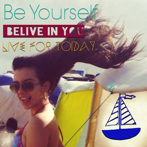 Be Yourself Belive In Yourself Live ❤️✌️