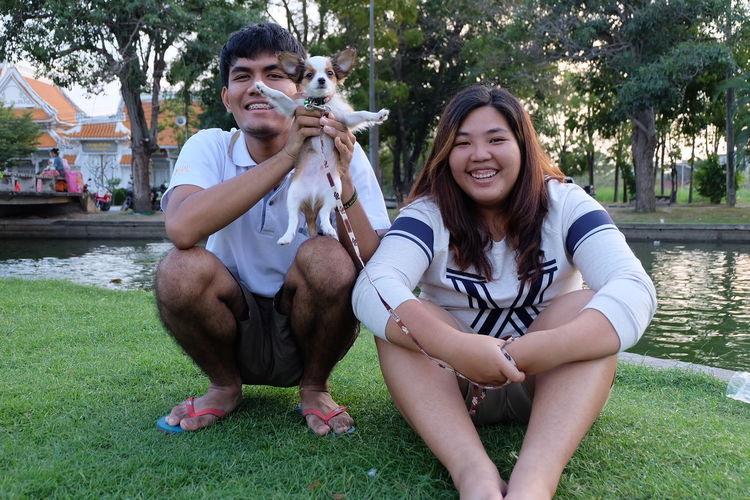 Enjoying Life I Love Dogs My F** Best Friend