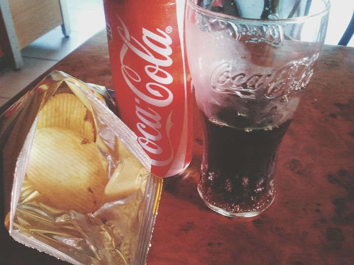 Lunch Time! Cocacola Nhamy Nhamy