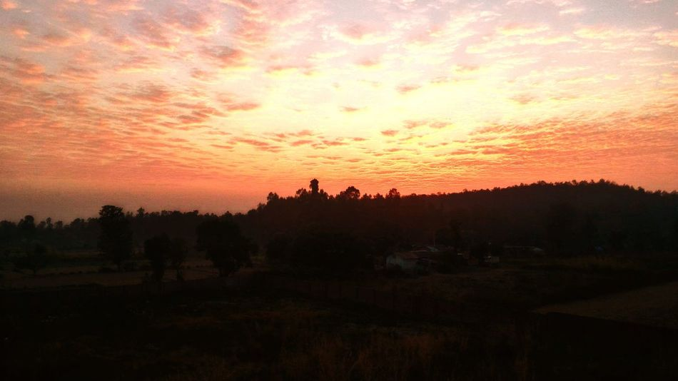 Another beautiful sky Taking Photos Dehradundiaries Passion Enjoying Life Bidholi Awesome_shots Sky_collection