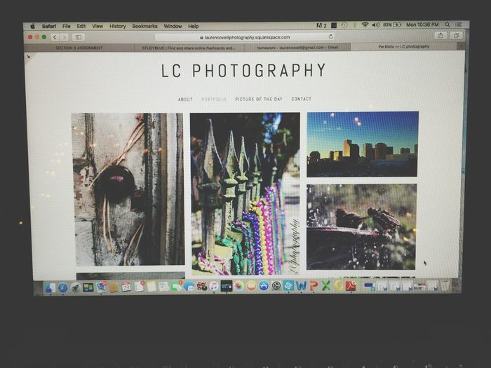 Hey guys go check out my new website! The link is at the top of my page! Lcphotography