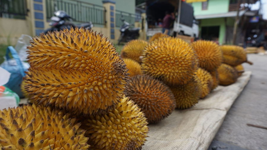 durian Food And