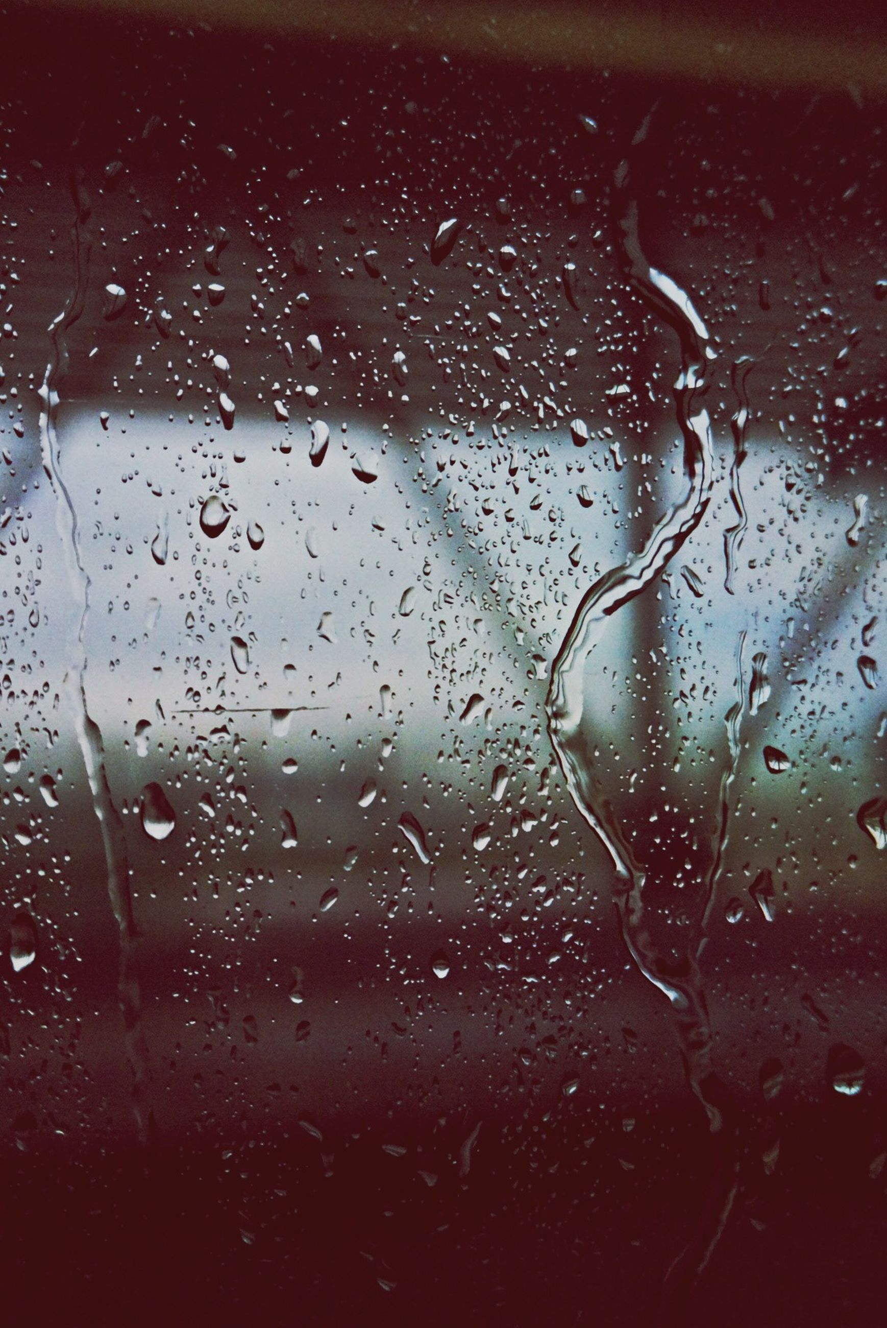 drop, wet, window, rain, water, transparent, indoors, raindrop, glass - material, weather, season, full frame, backgrounds, focus on foreground, close-up, glass, droplet, water drop, monsoon, sky