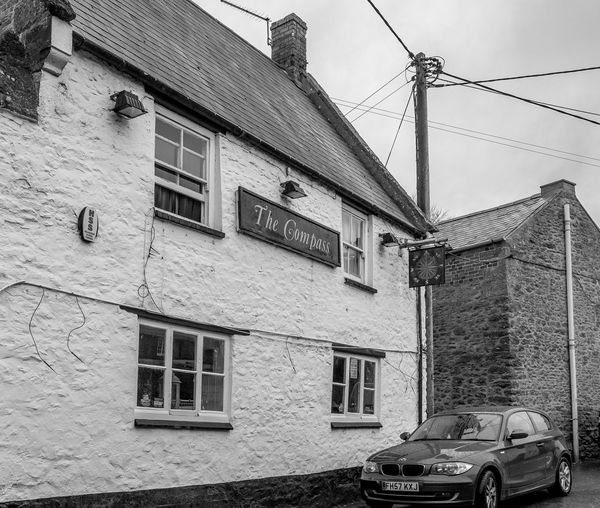The Compass, Milton Malsor, Northamptonshire Northamptonshire Milton Malsor Village Monochrome Black And White FUJIFILM X-T10 Architecture Pubs Northampton Pubs