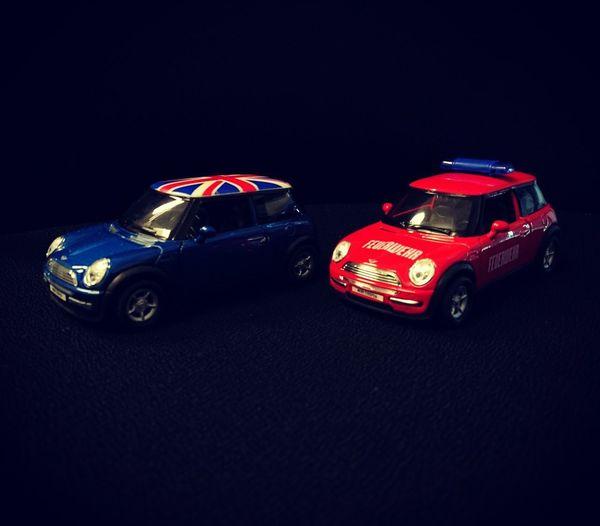 Duo Mini Cooper 1:32 P4lsoe