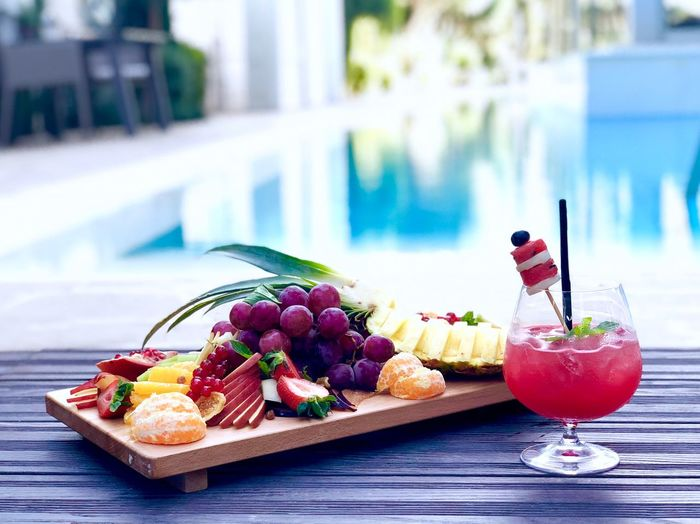 Fruits Plater