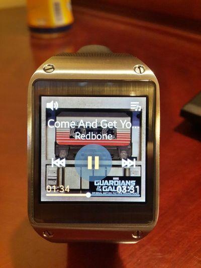 Love my Galaxy Gear. Galaxygear Ost HDR Galaxys4