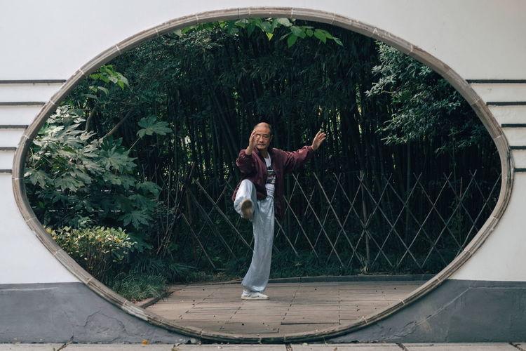 Tai Chi Framed