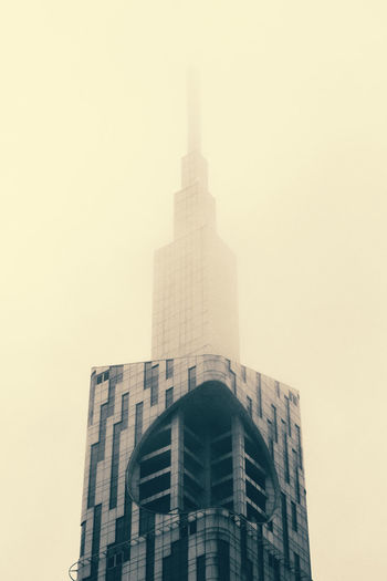 Batumi, Georgia - 2017 Architecture Building Exterior Built Structure City Cityscape Day Fog Modern Neighborhood Map No People Outdoors Sky Skyscraper The Architect - 2017 EyeEm Awards The Great Outdoors - 2017 EyeEm Awards The Photojournalist - 2017 EyeEm Awards The Portraitist - 2017 EyeEm Awards The Street Photographer - 2017 EyeEm Awards Tower
