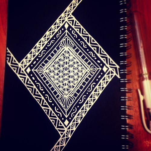 YohkoAmaterraArt 曼荼羅 マンダラ Mandala Art Create My Drawing My Art Drawing ArtWork