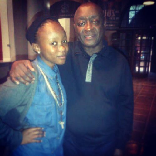 The Legendary Mbongeni Ngema Legend SALegend Memories Honour meeting him MarketTheatre