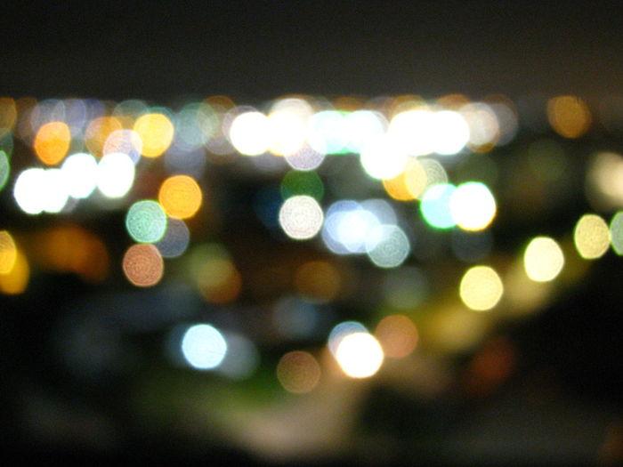 Boukeh Lights