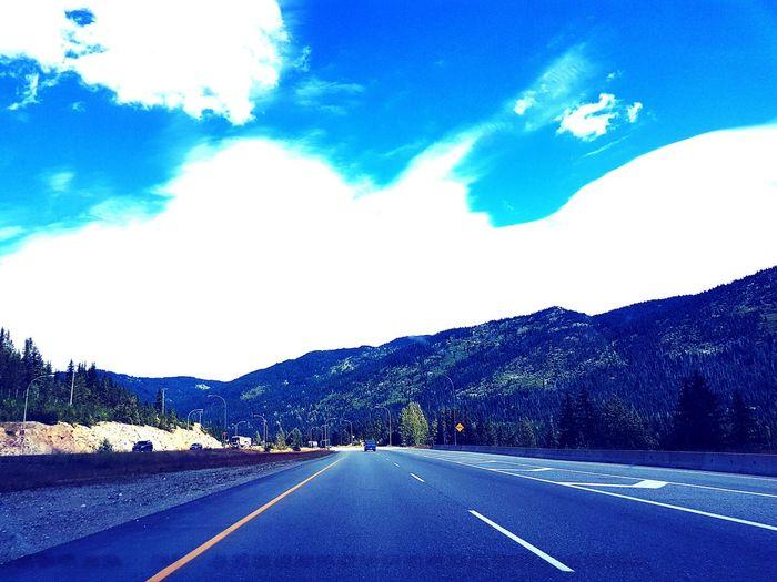Interior Style Driving Nature Mountain Lake Mountains Mountain