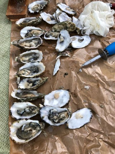 Shucked and