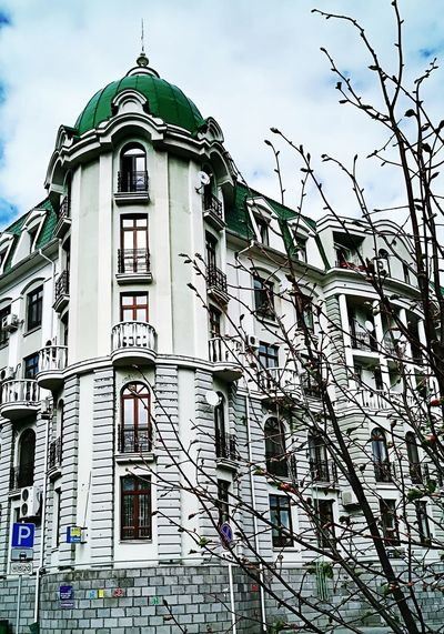 ❤Tatarstan Kazan Spring 2017 Sunnyday☀️ Colors Street Photooftheday Streetphotography Beautiful No People KazanCity Architecture