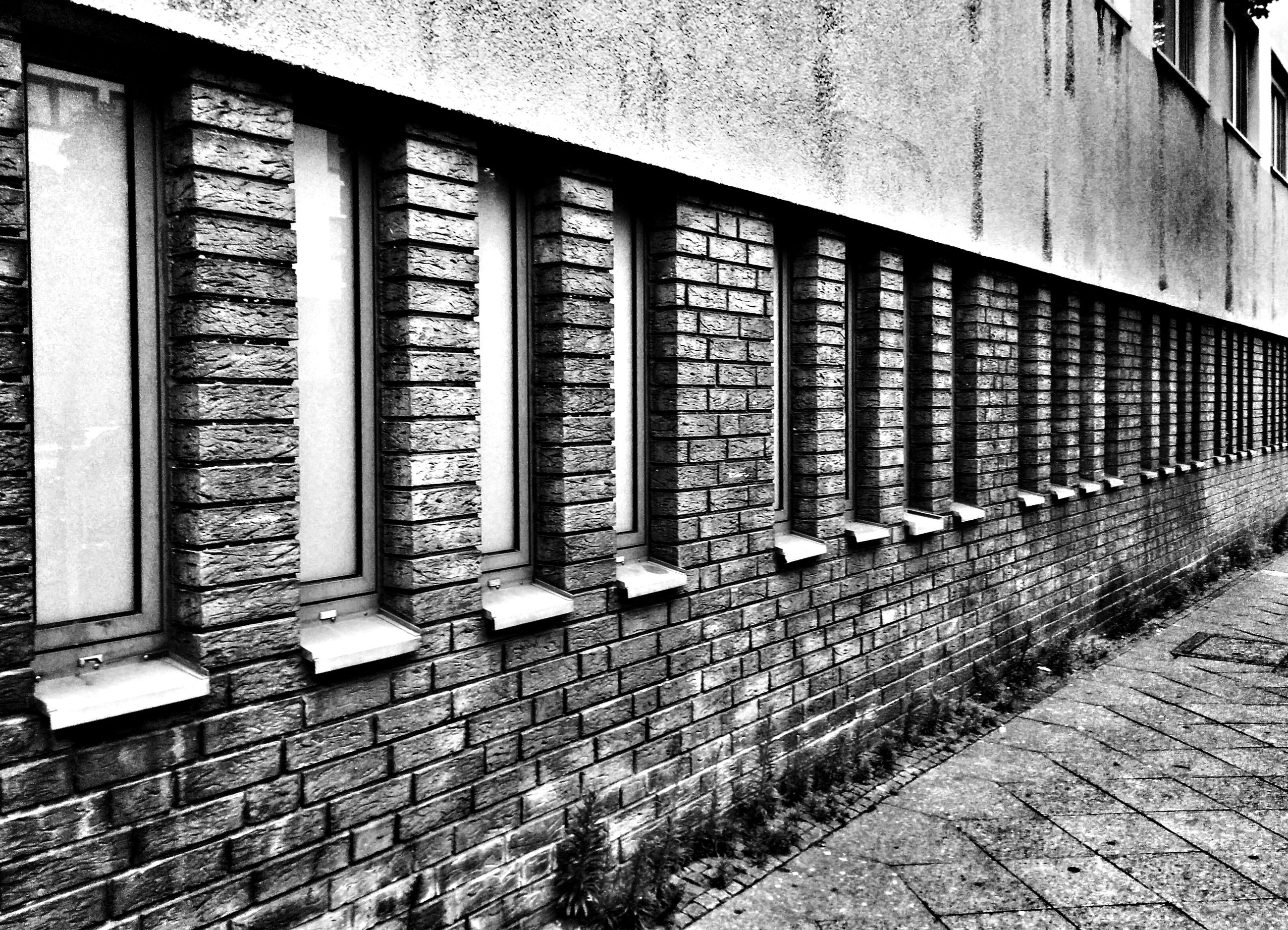 architecture, built structure, window, building exterior, wall - building feature, indoors, old, house, closed, wall, door, abandoned, in a row, brick wall, no people, pattern, day, metal, building, repetition