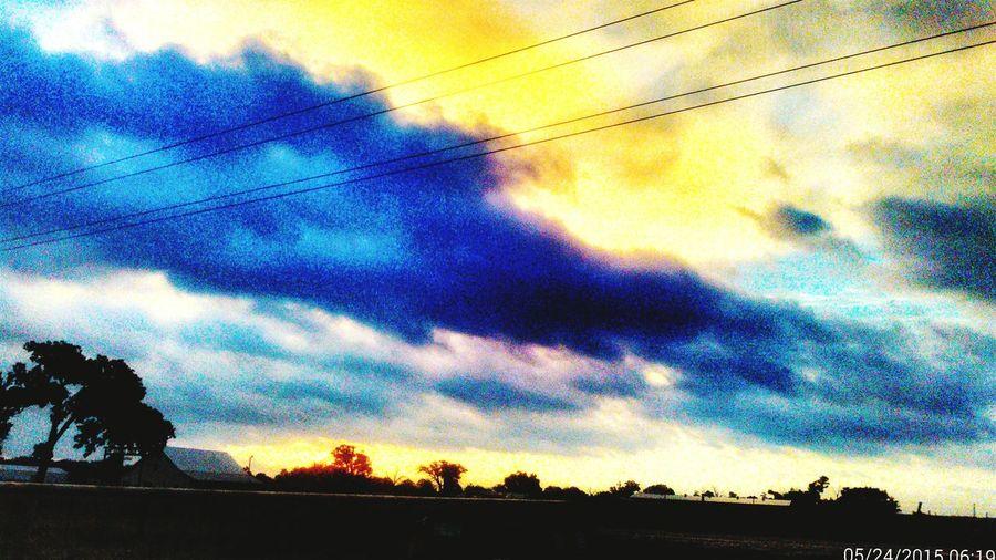 Daybreak Longview, Tx East Texas Beautiful Sunrise