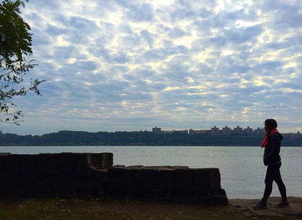 Eye4photography  Clouds And Sky Hudson River