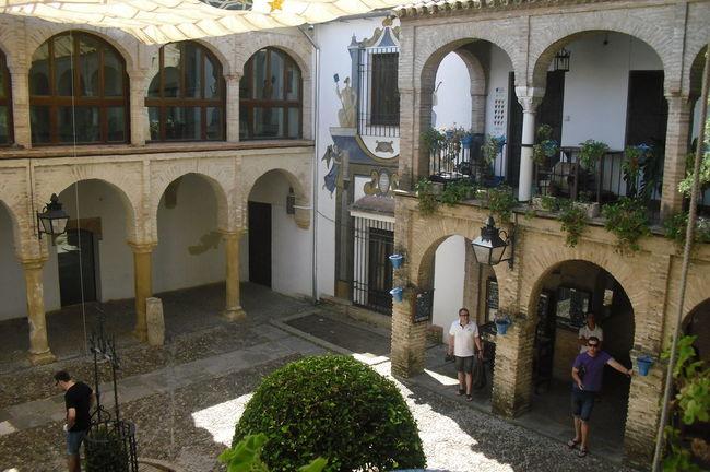 Córdoba Tourism Houseold Patios De Córdoba Plants And Flowers Relaxing SPAIN