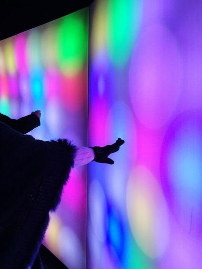 徳島LEDアートフェスティバル💜💙💚💛❤️✨🎄 徳島LEDアートフェスティバル 水都・とくしま チームラボ Xmas🎄 Winter Japan LED IPhone Eyeemphotography IPhoneography