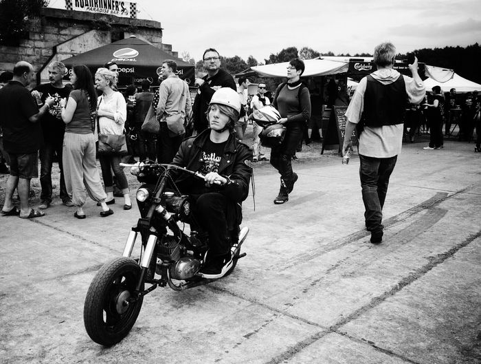 Real wild child... Rebel Race61 Rockabilly The Street Photographer - 2015 EyeEm Awards The Moment - 2015 EyeEm Awards BW Collection Streetphotography Streetphoto_bw Motorcycles Shades Of Grey RePicture Masculinity B&w Street Photography My Best Photo 2015 Up Close Street Photography Welcome To Black