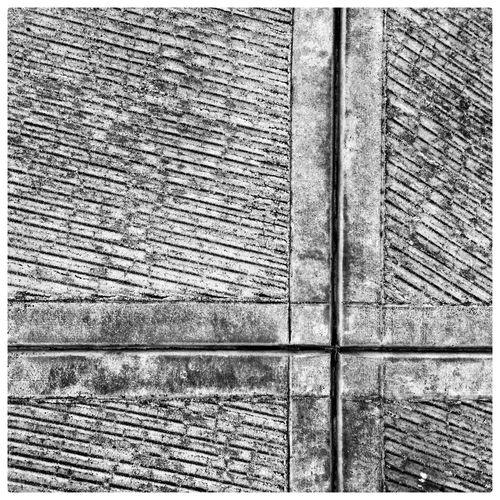 Cement Squares Minimalism Minimal Minimalobsession Blackandwhite Black And White Black & White