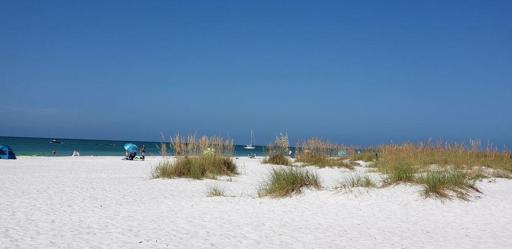Sailboat Sand