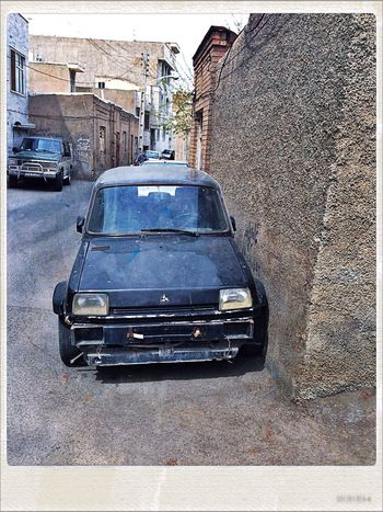 Iran Wheels Qazvin