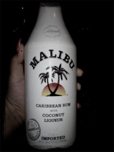 Yummy! Malibu bitchesss