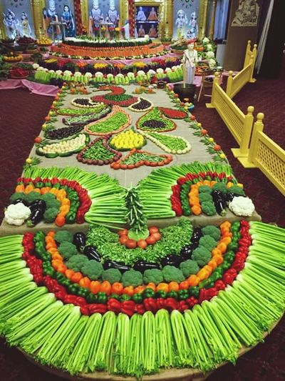 Vagetable Decoration Devine