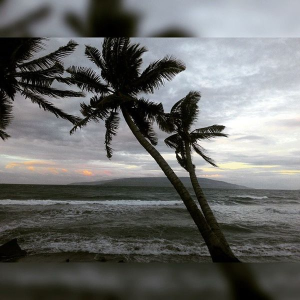 Rough sea. Biyahe pa more. ??????? Taken with Zenfone5 PixelMaster Cremafilter Instasize Blur