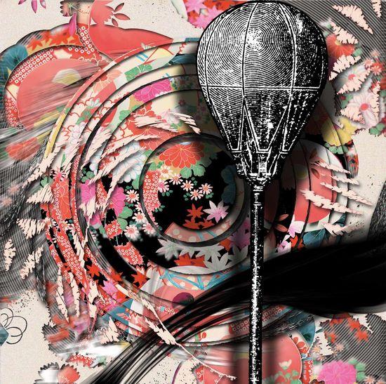 Digital Art Photoshop Collage Art