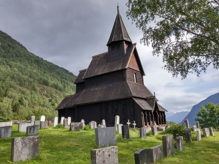 Eglise d'urnes