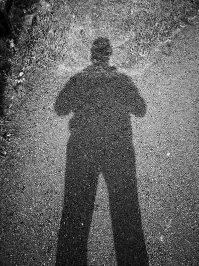 My shadow and I Huawei P20 Pro Photography Huawei P20 Pro Shadows EyeEm Gallery EyeEmNewHere EyeEm Best Shots Sun Selfie ✌ Low Section Men Shadow Standing Silhouette Focus On Shadow Long Shadow - Shadow Ground Asphalt