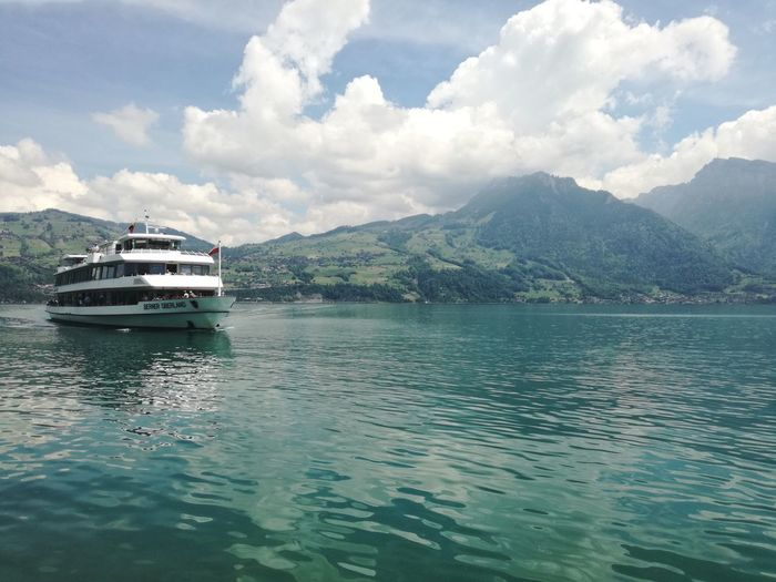 Swiss Thunersee
