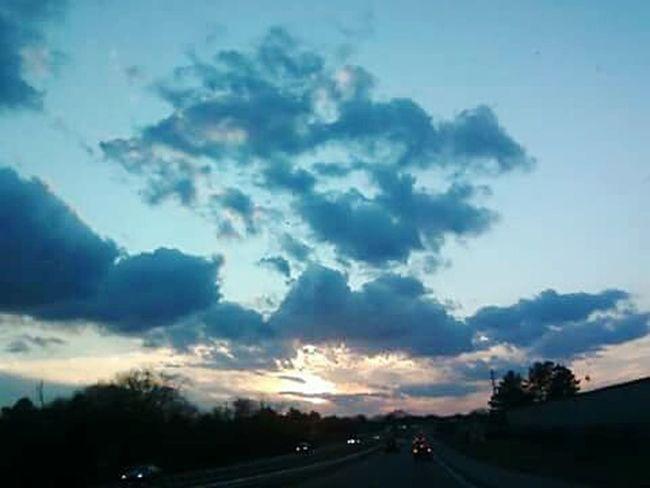 Sunset Nofilter#noedit Northcarolina Landscapeview CeBPhotography