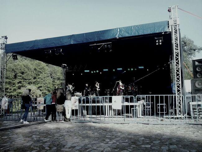 Poland Koncert Concert Rock