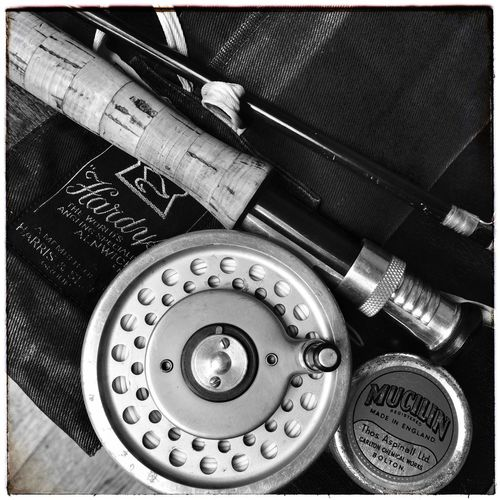 Hardy Fly Reel Angling Fly Fishing House Of Hardy Piscator