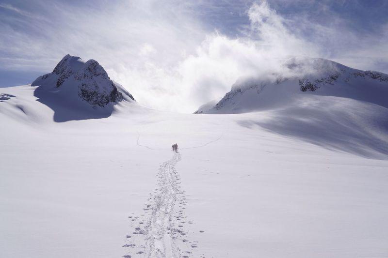 Matier Glacier,