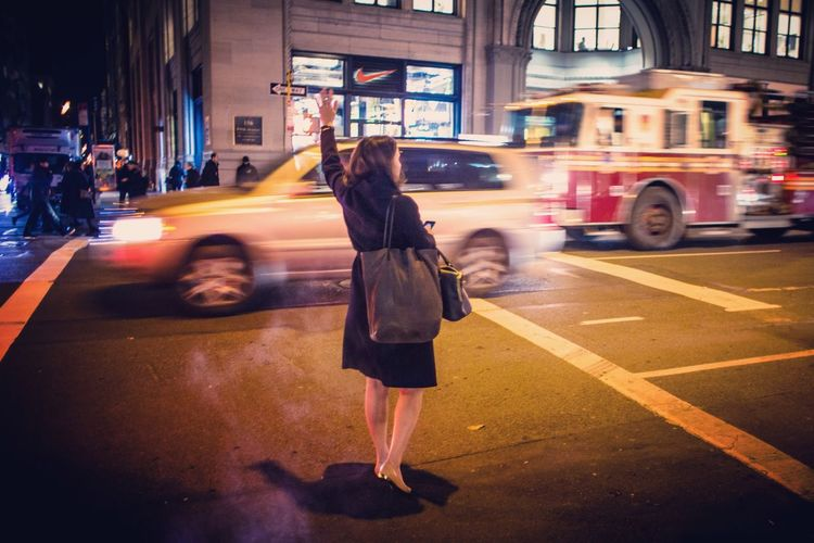 Taxiiii The Street Photographer - 2016 EyeEm Awards Cities At Night