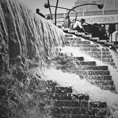 waterfall Mobile Love AMPt - Shoot Or Die Life In Motion Blackandwhite