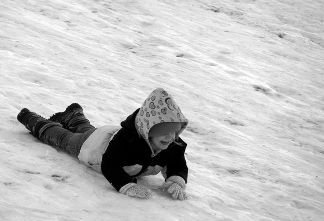Adventure Buddies Photographic Memory A fun snow day with my Snow buddy! Snow Showcase: January Snow ❄ Fun Cold Winter Sledding Children Kidsphotography Outdoors Outdoor Photography IPhoneography IPhone Iphonephotography Snow Day Girl Funtimes Blackandwhite Blackandwhite Photography Blackandwhitephotography Black And White Black & White Black&white