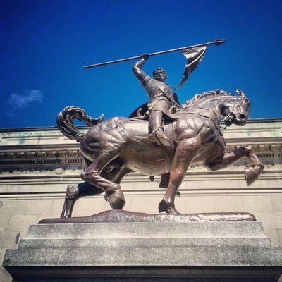 Where Is This Statue? Washingtonheights Instagramuptown Inwood Uptown newyork city nyc statue art