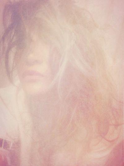G O D Z I L L A Thats Me  Self Portrait Abstract